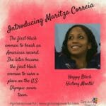 Black History Month: Today We Celebrate Maritza Correia