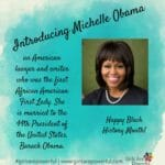 Black History Month: Today We Celebrate Michelle Obama