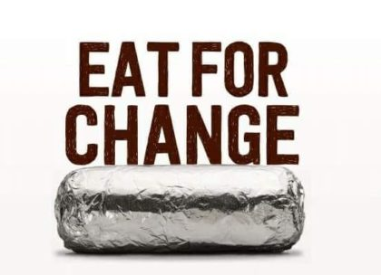 Eat at Chipotle to Support Girls Are Powerful